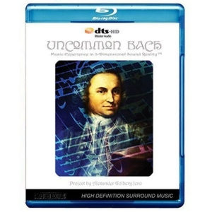 'Uncommon Bach' Blu-ray Disc