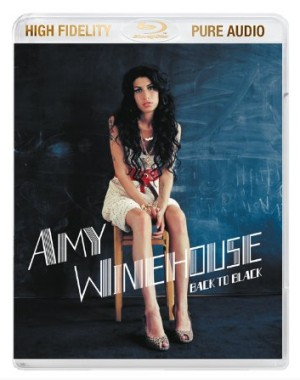 Amy Winehouse - Back to Black [High-Fidelity Pure Audio Blu-ray Disc]