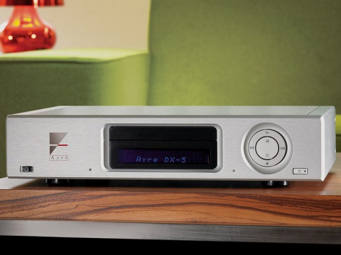 Ayre DX-5 BD/DVD-V/DVD-A/SACD/CD player