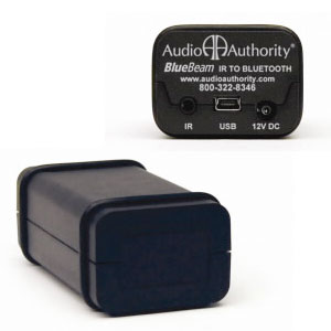 Audio Authority BlueBeam IR-to-BT converter