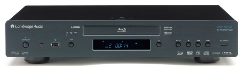 Cambridge Audio Azur 752BD universal disc player