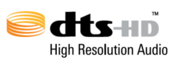 DTS-HD High Resolution Audio