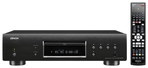 Denon DBT-3310UD Universal Disc Player