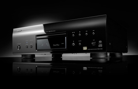 Denon DCD-A100 SACD/CD player