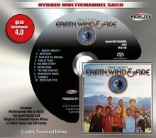 Earth Wind & Fire - Open your eyes 4.0 SACD
