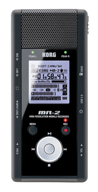 Korg MR-2 DSD recorder