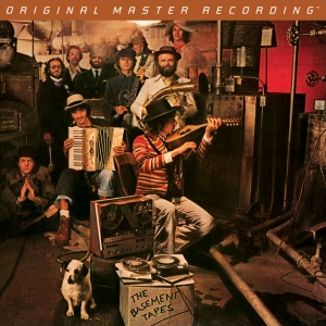 Bob Dylan and the Band - The Basement Tapes SACD