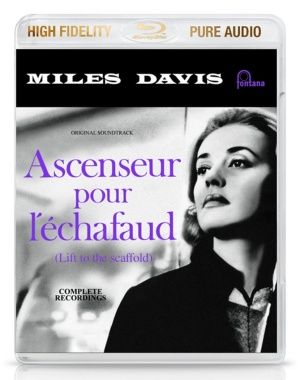 Miles Davis - Ascenseur pour l'échafaud - High Fidelity Pure Audio Blu-ray Disc