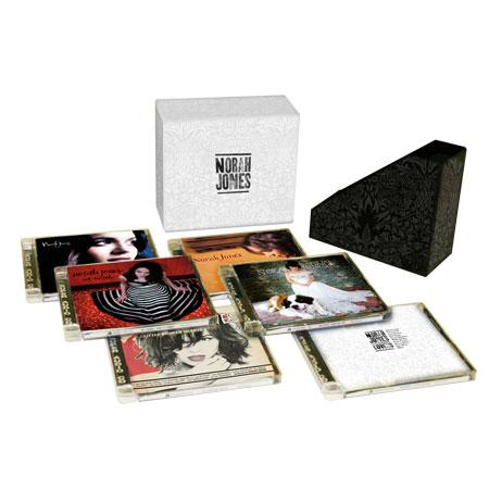 Norah Jones SACD Collection box set