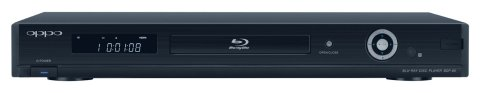 Oppo BDP-80 Blu-ray Disc/SACD player