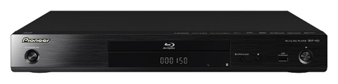 Pioneer BDP-150 Universal BD/DVD/SACD/CD player