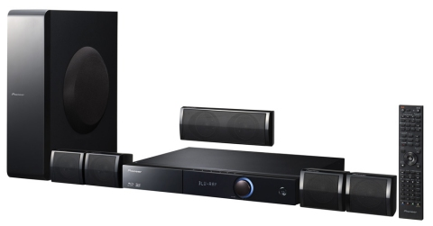 Pioner HTZ-626BD universal home theater system