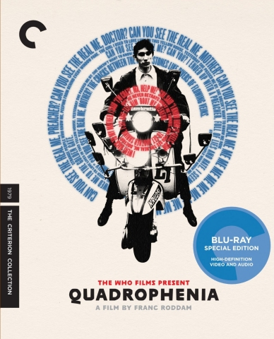 Quadrophenia BD by Criterion