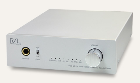 Ratoc Audio Lab RAL-DSDHA1 USB DAC