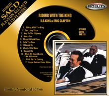 Eric Clapton - Riding with the King 2.0 SACD