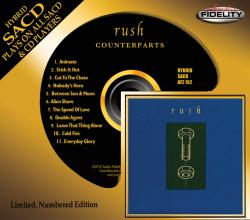 Rush - Counterparts SACD