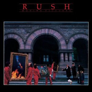 Rush - Moving Pictures 30th Anniversay Deluxe Edition