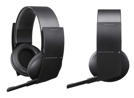 Sony Wireless Stereo Headset for PlayStation 3