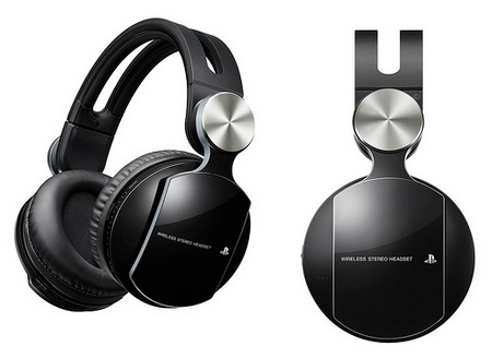 Sony Pulse wireless stereo headset 'Elite Edition' for PlayStation 3