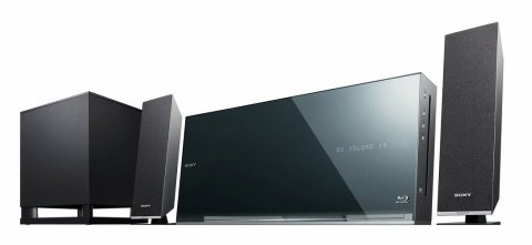 Sony BDV-F500 Blu-ray Disc Home Cinema System