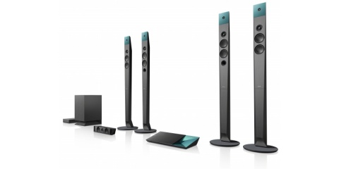 Sony BDV-N9100W BD/DVD/SACD Home Theater System