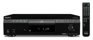 Sony SCD-XA5400ES 'ES series' Super Audio CD player