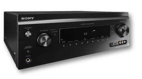 Sony STR-DA2800ES AV Receiver