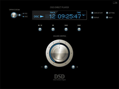 Sony VAIO Type-R DSD Direct Player