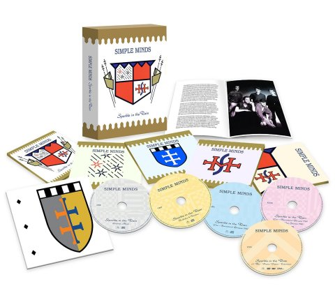 Simple Minds - Sparkle in the Rain 5-disc collectors edition superdeluxe box set