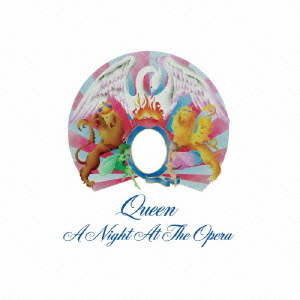 Queen - A Night at the Opera SHM-SACD
