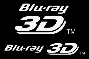 official Blu-ray 3D logos
