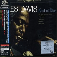 Miles Davis' Kind of Blue: the first commercially available SACD