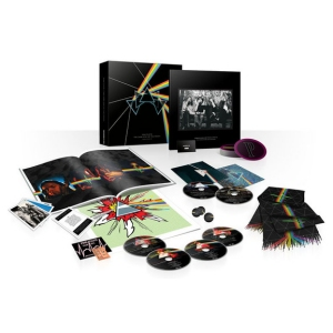 Pink Floyd - Dark Side of the Moon (Immersion Box Set) contents