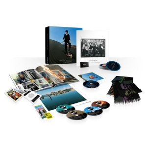Pink Floyd - Wish You Were Here (Immersion Box Set) contents