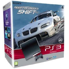 250GB PS3 + Need for Speed: Shift bundle