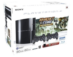 Ratchet & Clank PS3 bundle