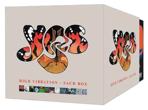 Yes - High Vibration SACD box set